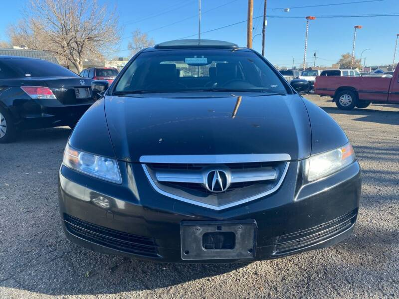 2006 Acura TL for sale at Martinez Cars, Inc. in Lakewood CO