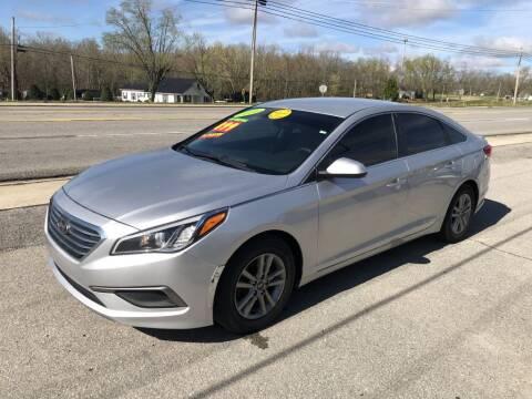 2016 Hyundai Sonata for sale at Nextgen Auto Inc in Smithville TN