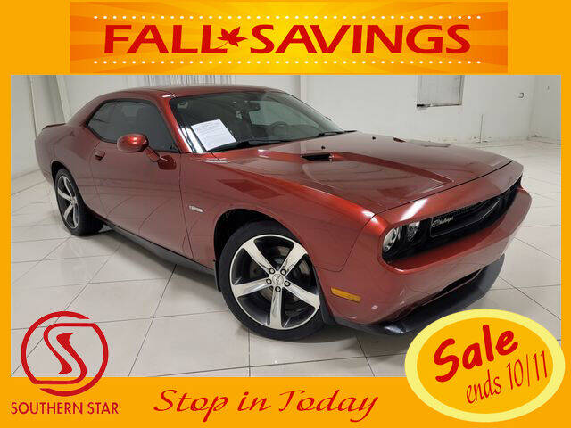 2014 Dodge Challenger for sale at Southern Star Automotive, Inc. in Duluth GA