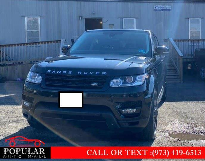 2014 Land Rover Range Rover Sport for sale at Popular Auto Mall Inc in Newark NJ