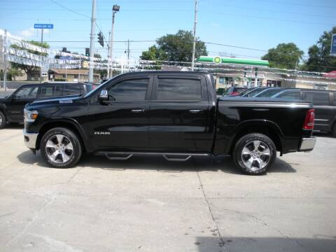 2019 RAM Ram Pickup 1500 for sale at Bob Boruff Auto Sales in Kokomo IN