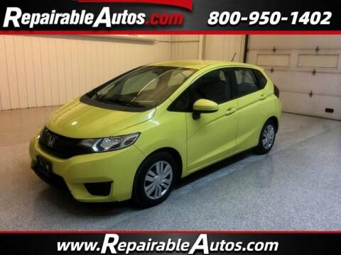 2016 Honda Fit for sale at Ken's Auto in Strasburg ND