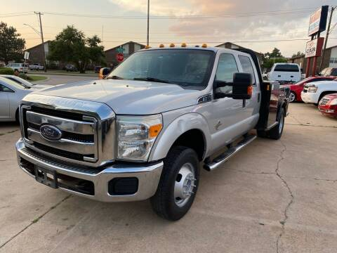2015 Ford F-350 Super Duty for sale at Car Gallery in Oklahoma City OK
