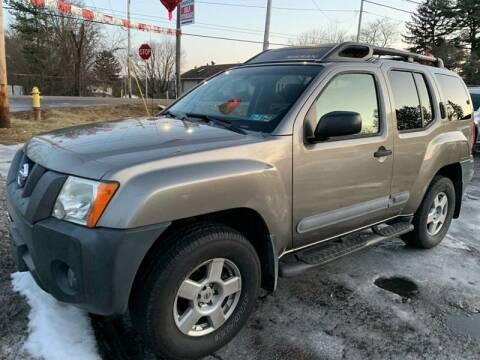 2005 Nissan Xterra for sale at GMG AUTO SALES in Scranton PA