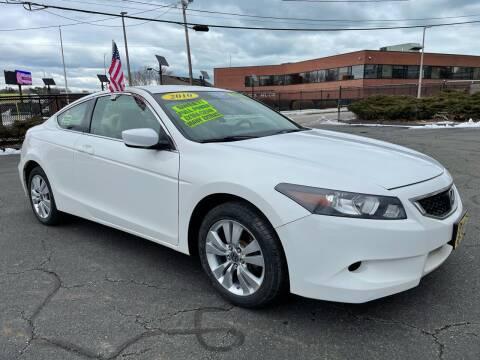 2010 Honda Accord for sale at Fields Corner Auto Sales in Dorchester MA