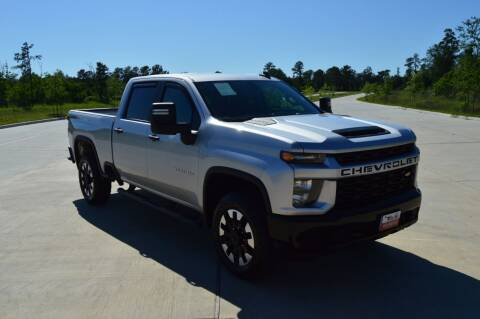 2020 Chevrolet Silverado 2500HD for sale at Fincher's Texas Best Auto & Truck Sales in Tomball TX