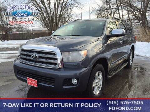 2008 Toyota Sequoia for sale at Fort Dodge Ford Lincoln Toyota in Fort Dodge IA