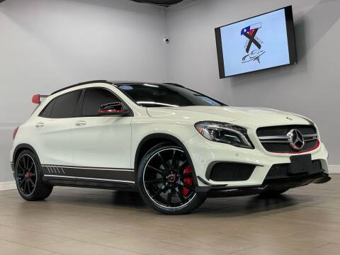 2015 Mercedes-Benz GLA for sale at TX Auto Group in Houston TX