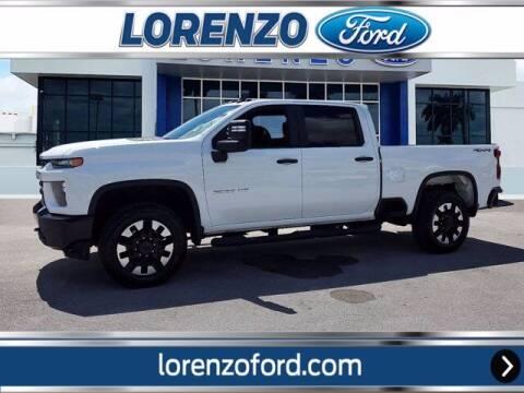 2020 Chevrolet Silverado 2500HD for sale at Lorenzo Ford in Homestead FL