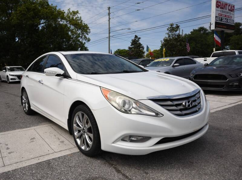 2011 Hyundai Sonata for sale at Grant Car Concepts in Orlando FL
