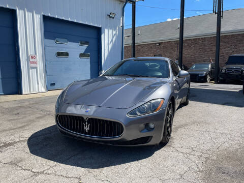2008 Maserati GranTurismo for sale at Pulse Autos Inc in Indianapolis IN