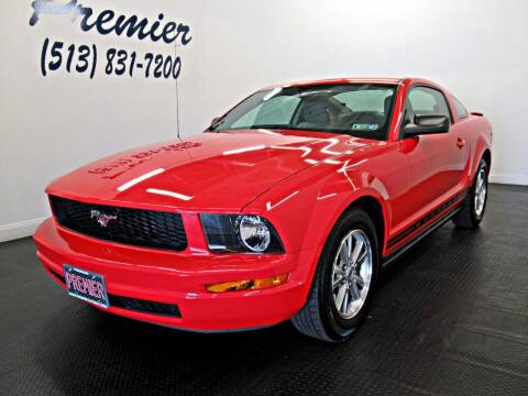 2008 Ford Mustang for sale at Premier Automotive Group in Milford OH