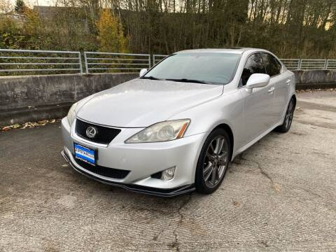 2006 Lexus IS 250 for sale at Zipstar Auto Sales in Lynnwood WA