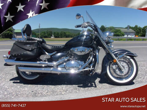 2006 Suzuki Boulevard  for sale at Star Auto Sales in Fayetteville PA