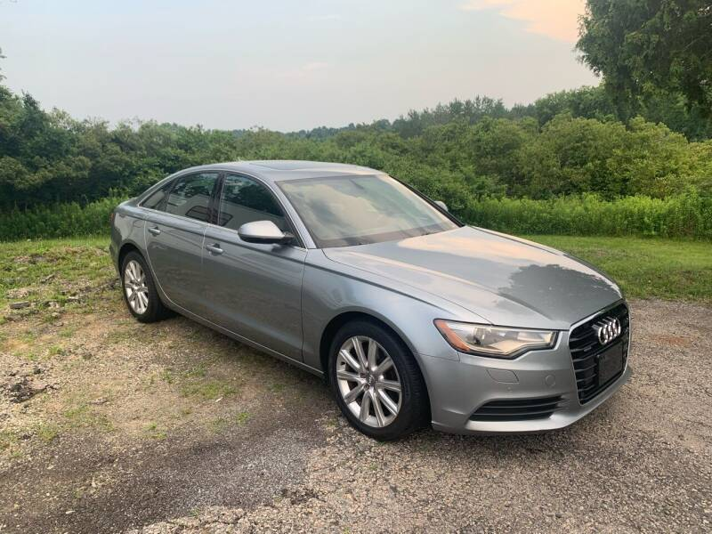 2013 Audi A6 for sale at Lux Car Sales in South Easton MA