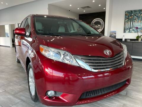 2011 Toyota Sienna for sale at Evolution Autos in Whiteland IN