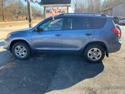 2010 Toyota RAV4 for sale at Mike's Auto Sales in Westport MA