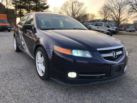 2007 Acura TL for sale at Welcome Motors LLC in Haverhill MA