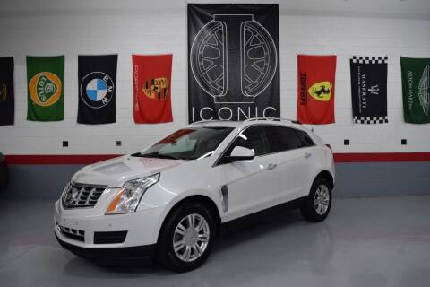 2013 Cadillac SRX for sale at Iconic Auto Exchange in Concord NC