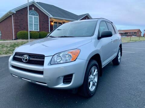 2012 Toyota RAV4 for sale at HillView Motors in Shepherdsville KY