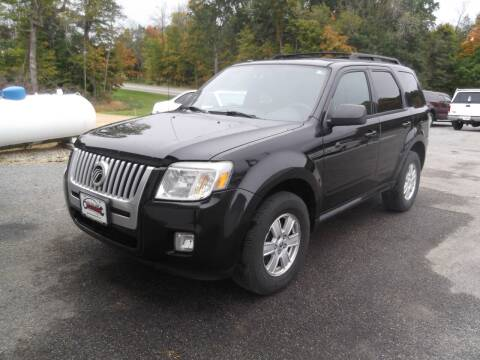 2010 Mercury Mariner for sale at Clucker's Auto in Westby WI