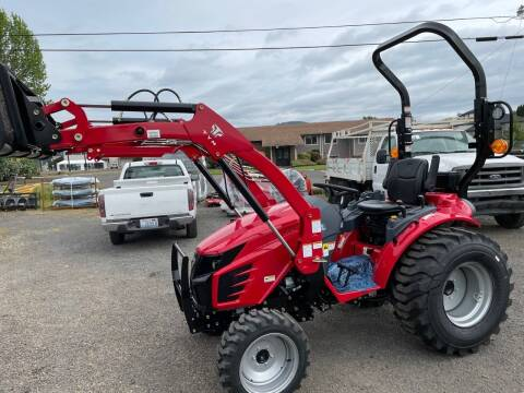 2021 TYM T25 for sale at DirtWorx Equipment - TYM Tractors in Woodland WA