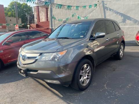 2008 Acura MDX for sale at MG Auto Sales in Pittsburgh PA