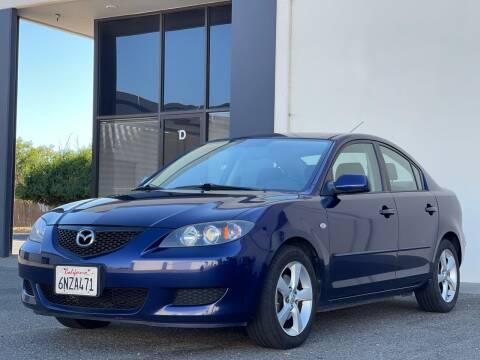 2006 Mazda MAZDA3 for sale at AutoAffari LLC in Sacramento CA