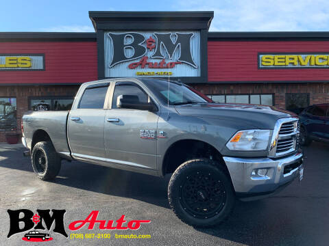 2013 RAM Ram Pickup 2500 for sale at B & M Auto Sales Inc. in Oak Forest IL