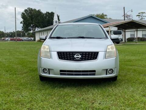 2008 Nissan Sentra for sale at AM Auto Sales in Orlando FL