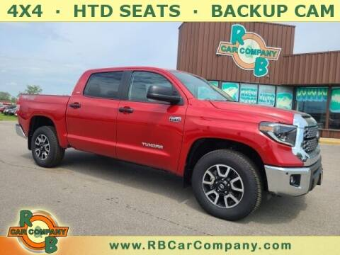 2021 Toyota Tundra for sale at R & B Car Co in Warsaw IN