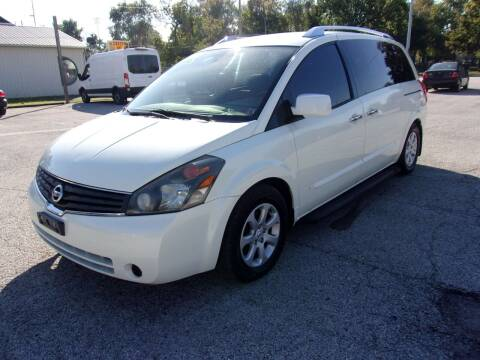 2008 Nissan Quest for sale at Car Credit Auto Sales in Terre Haute IN