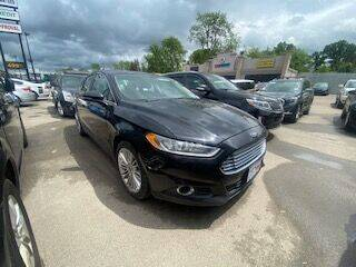 2016 Ford Fusion for sale at Car Depot in Detroit MI