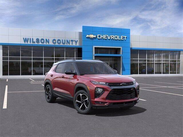 2022 Chevrolet TrailBlazer for sale in Lebanon, TN