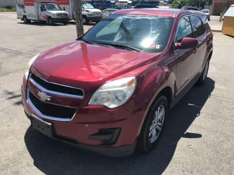 2011 Chevrolet Equinox for sale at RACEN AUTO SALES LLC in Buckhannon WV