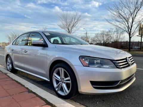 2013 Volkswagen Passat for sale at Bmore Motors in Baltimore MD