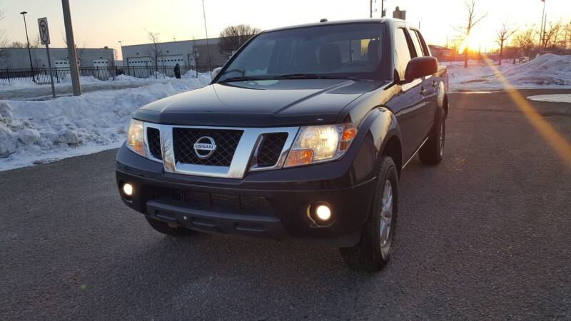 2015 Nissan Frontier for sale at Northstar Auto Brokers in Fargo ND