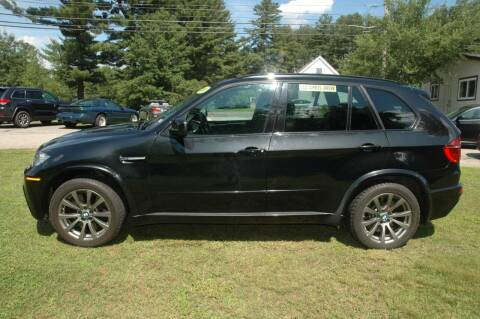 2011 BMW X5 M for sale at Bruce H Richardson Auto Sales in Windham NH