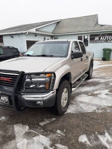 2005 GMC Canyon for sale at JR Auto in Brookings SD