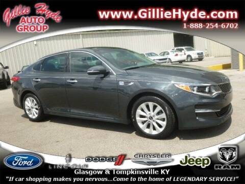 2016 Kia Optima for sale at Gillie Hyde Auto Group in Glasgow KY