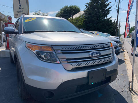2013 Ford Explorer for sale at Waltz Sales LLC in Gap PA