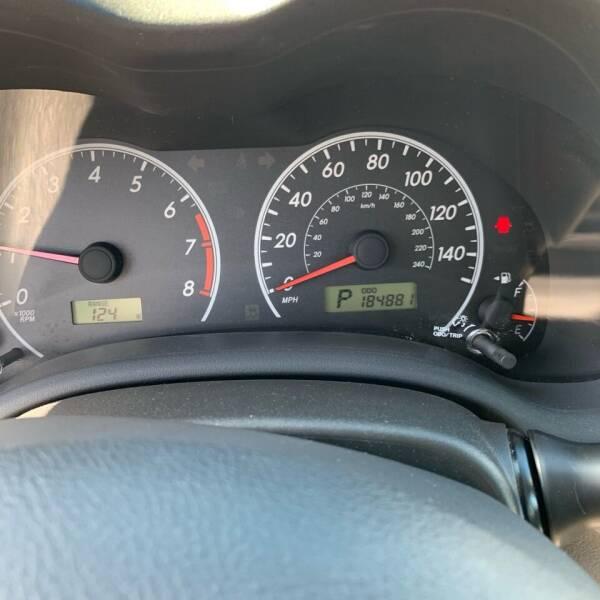 2012 Toyota Corolla LE 4dr Sedan 4A - Roseburg OR