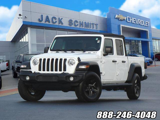 2020 Jeep Gladiator for sale at Jack Schmitt Chevrolet Wood River in Wood River IL