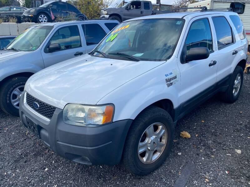 2004 Ford Escape for sale at Noah Auto Sales in Philadelphia PA