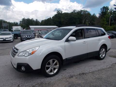 2013 Subaru Outback for sale at Manchester Motorsports in Goffstown NH