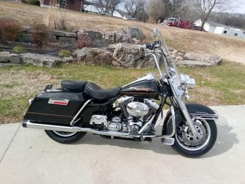2001 Harley-Davidson FLHRI for sale at HIGHWAY 12 MOTORSPORTS in Nashville TN