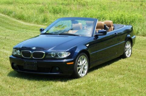 2005 BMW 3 Series for sale at EuroMotors LLC in Lee MA