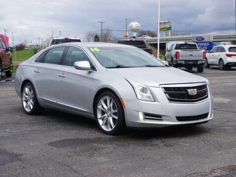 2016 Cadillac XTS for sale at FOWLERVILLE FORD in Fowlerville MI