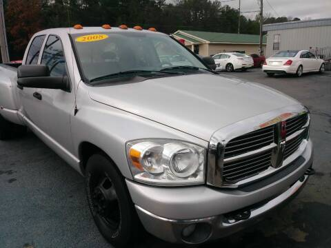 2008 Dodge Ram Pickup 3500 for sale at AUTOPLEX 528 LLC in Huntsville AL