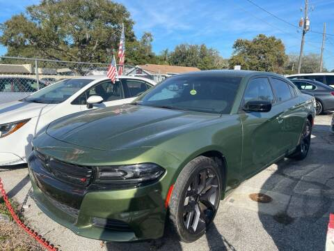 2019 Dodge Charger for sale at P J Auto Trading Inc in Orlando FL